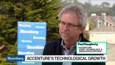 Bloomberg Technology - Accenture CTO Daugherty on Responsible AI, Diversity