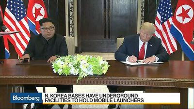 Bloomberg Daybreak: Asia - North Korea Missile Bases Outed in Report That Undermines Trump