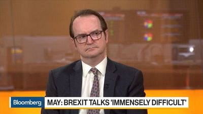 Bloomberg Daybreak: Europe - Brexit Negotiations Will Remain Fluid, Says Connor Broadley's CIO