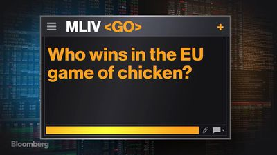 Who Wins the Italy-EU Game of Chicken?