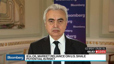 Bloomberg Surveillance - IEA's Birol Says U.S. Shale Must Add Equivalent of 'One Russia'