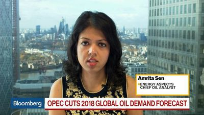 Bloomberg Daybreak: Americas - Oil Analyst Sen Says Market Testing OPEC to Ensure Production Cut