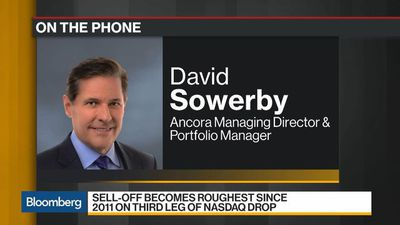 Bloomberg Daybreak: Americas - Apple Is a Name You Can Still Own, Ancora's Sowerby Says