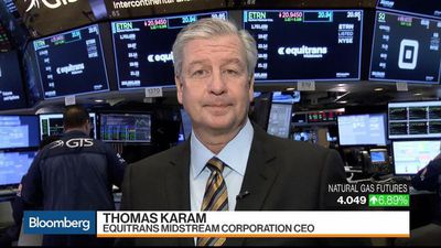 Bloomberg Markets - Equitrans CEO on EQT Spinoff, M&A, U.S. Natural Gas Demand