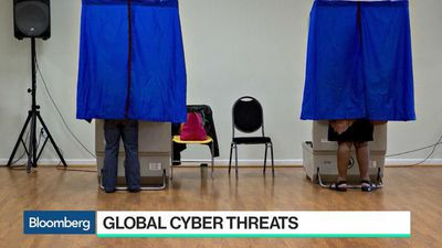Bloomberg Technology - Microsoft, Google Back Paris Cyber Pledge on Hacks