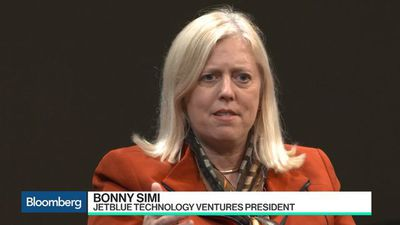 Bloomberg Technology - Why JetBlue Added a Tech VC Arm