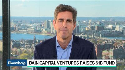 Bloomberg Technology - How Bain Capital Ventures Will Spend $1B Fund