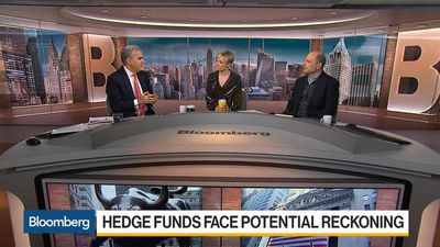 Bloomberg Daybreak: Americas - Hedge Funds Face a Potential Redemption Reckoning