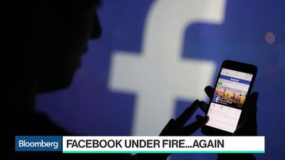 Bloomberg Technology - Facebook Under Fire...and on the Defensive