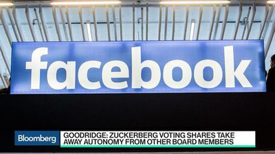 Bloomberg Technology - Thiel Should Step Aside From Facebook's Board, Northstar's Goodridge Says