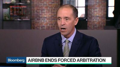 Bloomberg Technology - Airbnb's Lehane on Growth, West Bank Listings and Forced Arbitration