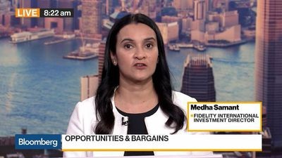 Bloomberg Daybreak: Asia - Fidelity International's Samant Says It's Time for Stock Picking