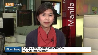 Bloomberg Markets: Asia - China's Xi Readies Deals for Manila Trip