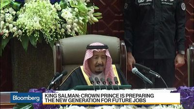 Saudi King Stands By Crown Prince