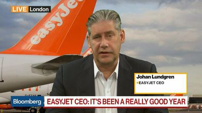Bloomberg Daybreak: Europe - EasyJet CEO on Earnings, Oil Prices, Brexit