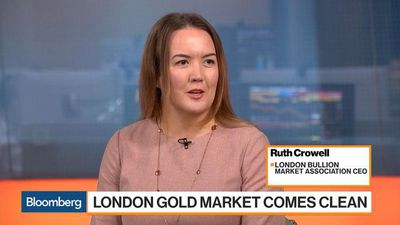 Bloomberg Markets: European Open - Measuring the Size of the London Gold Market