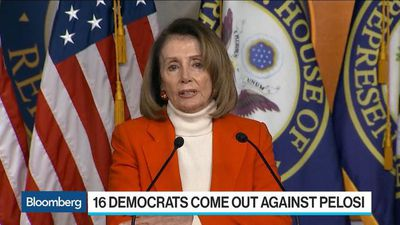 Bloomberg Surveillance - Pelosi Faces Opposition as House Speaker in Push for New Leadership