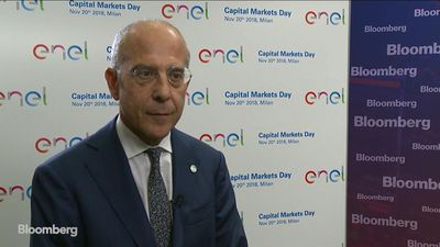 Enel CEO Starace Is Confident in Company's Strategy