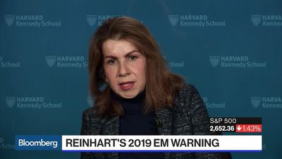 Harvard's Reinhart Issues an EM Warning for 2019