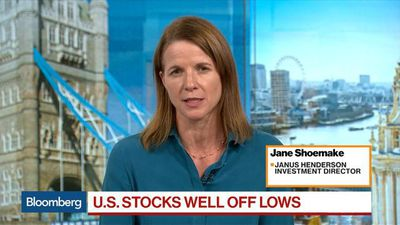 Bloomberg Markets - Janus Henderson Sees Dividends Growing by at Least 8%