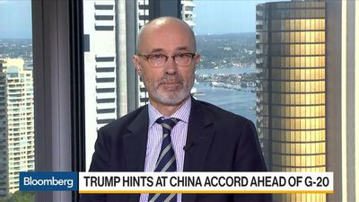 Bloomberg Daybreak: Australia - U.S. Might Politically Have an 'Upper Hand' Over China, Lowy's McGregor Says