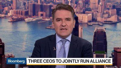 Bloomberg Daybreak: Australia - Renault-Nissan-Mitsubishi Alliance to Be Led Jointly by CEOs