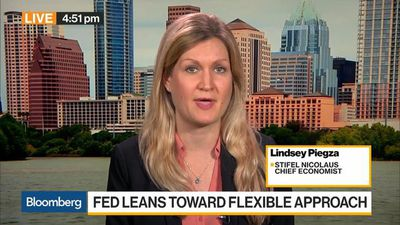 Bloomberg Daybreak: Australia - Minutes Show Fed Is Not on Predetermined Course, Stifel Nicolaus's Piegza Says