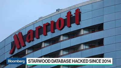 Bloomberg Technology - Marriott's Starwood Deal Also Bought Security Risk