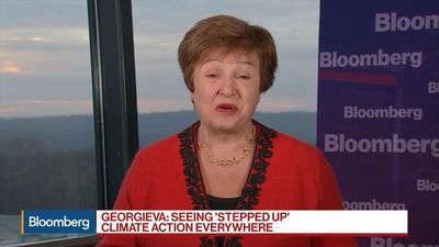 World Bank CEO Sees 'Stepped Up' Climate Action Everywhere