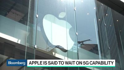 Bloomberg Technology - Why Apple Is Sitting Out the Shift to 5G