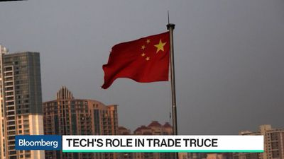 Bloomberg Technology - MSA's Harburg Sees 'Shadow' Over China-U.S. Trade Deal