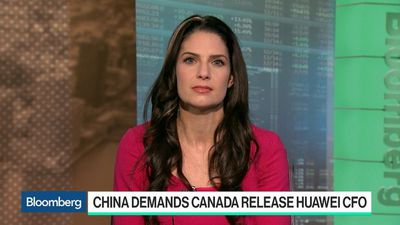 Bloomberg Technology - Huawei CFO Arrest Sparks China Outrage