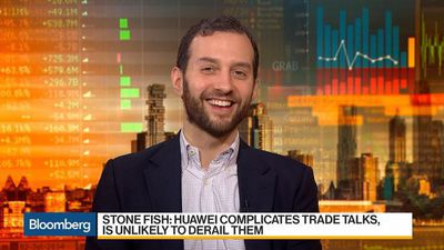 Bloomberg Daybreak: Australia - Huawei Arrest Is 'Slap in The Face' for China, Asia Society's Stone Fish