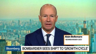 Bloomberg Markets - Bombardier CEO Finds Optimism in Rail Growth