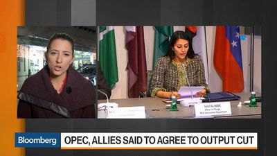 Bloomberg Markets - Iran Exempt From OPEC+ Production Cut, Oil Minister Says