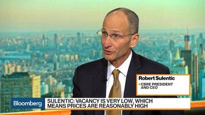 Bloomberg Markets - CBRE CEO Breaks Down the Commercial Real Estate Market