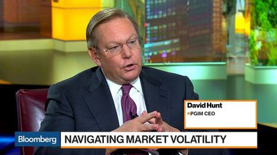 Bloomberg Markets: European Close - PGIM Clients Are Embracing Market Volatility, CEO Hunt Says