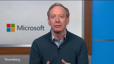 Microsoft's Brad Smith on Facial Recognition AI, Huawei CFO Arrest