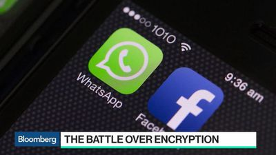 Bloomberg Technology - New Australian Encryption Law Could Impact WhatsApp, Signal