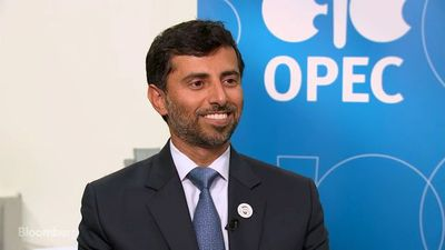 U.A.E. Energy Minister Al Mazrouei on OPEC Output Cut