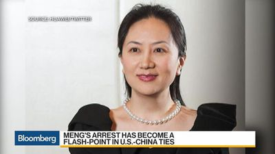 Bloomberg Daybreak: Australia - China Summons U.S. Ambassador Over Huawei CFO