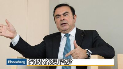 Bloomberg Daybreak: Asia - Ghosn Is Said to Be Indicted as Soon as Monday