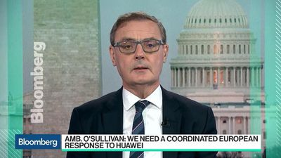 Bloomberg Technology - Amb. O'Sullivan on Huawei, Digital Tax and Brexit Vote