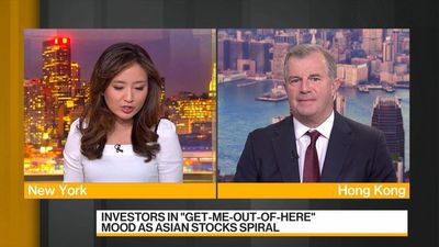 Bloomberg Daybreak: Asia - See More Volatility for Asia in Next Couple of Months, Says DWS's Taylor