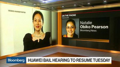 Bloomberg Daybreak: Asia - Canada Judge in Huawei Hearing Won't Rule Today