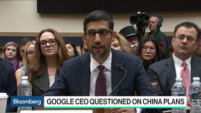 Bloomberg Technology - Google Is in a 'Tough Spot' Regarding China, Techonomy CEO Says