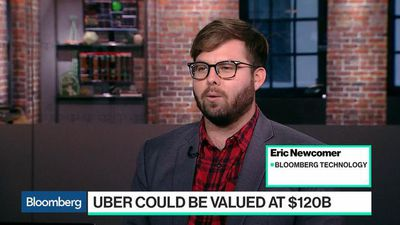 Bloomberg Technology - Why Uber Chose Morgan Stanley to Lead Its IPO