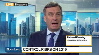 Bloomberg Daybreak: Asia - 2019 Top Risks for Businesses
