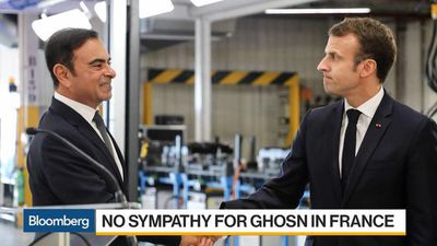 Bloomberg Daybreak: Asia - Ghosn Gets No Sympathy in France