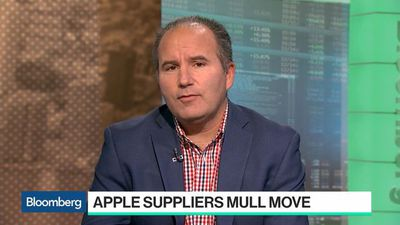 Bloomberg Technology - Little Chance of Apple Moving Suppliers Out of China, Wedbush's Ives Says